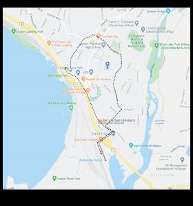 Croton Rotary Parade Route